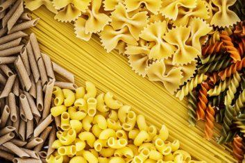 mix van pasta